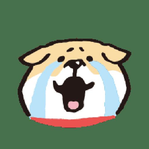 SHIBA Emoji - Sticker 28