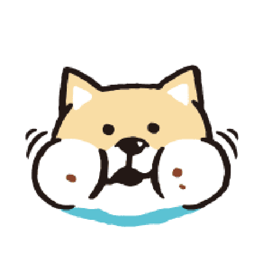 SHIBA Emoji - Sticker 25