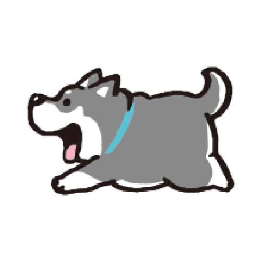 SHIBA Emoji - Sticker 8