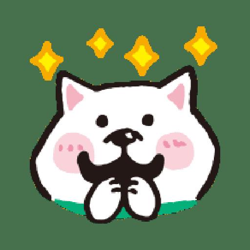 SHIBA Emoji - Sticker 24
