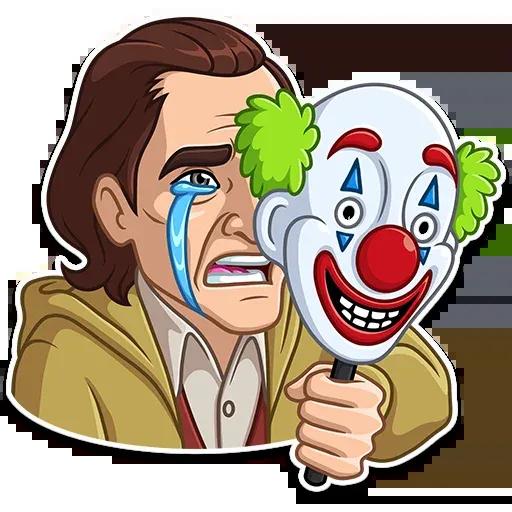 Joker - Sticker 18