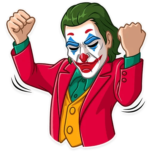 Joker - Sticker 17