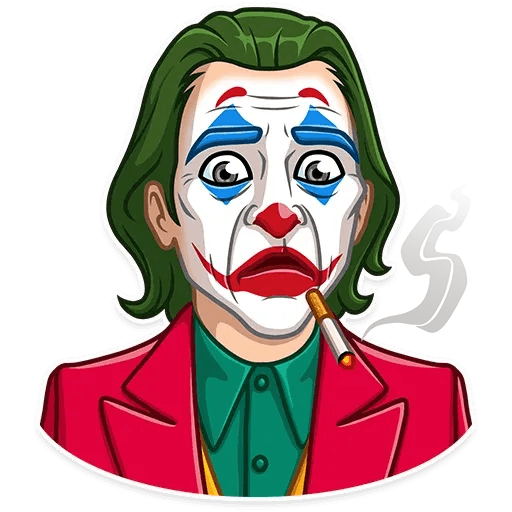 Joker - Sticker 4