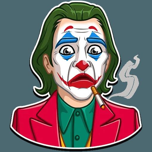 Joker - Sticker 4