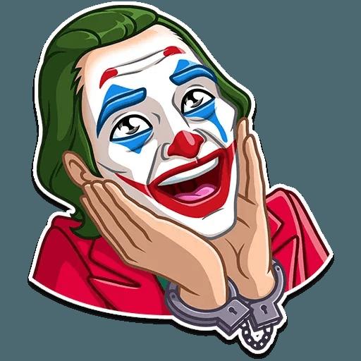 Joker - Sticker 11