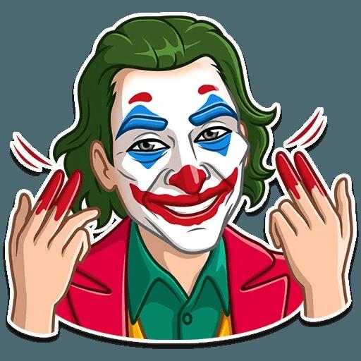 Joker - Sticker 6