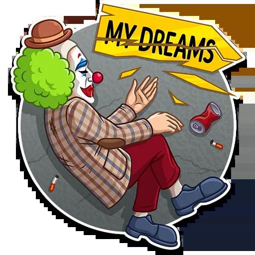 Joker - Sticker 10