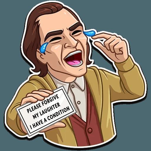 Joker - Sticker 13