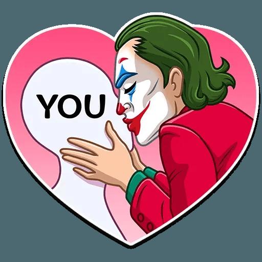 Joker - Sticker 1