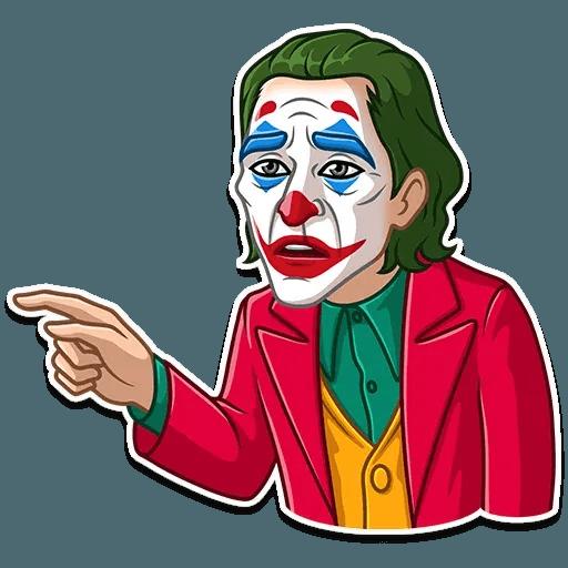 Joker - Sticker 23