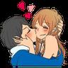 love 1 - Tray Sticker