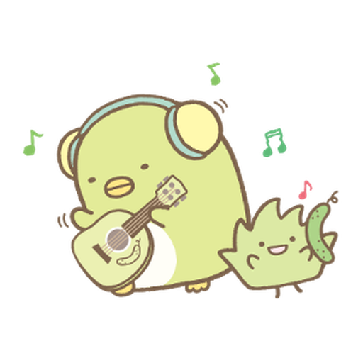 繼續佔據你的螢幕♪ Sumikkogurashi - Tray Sticker