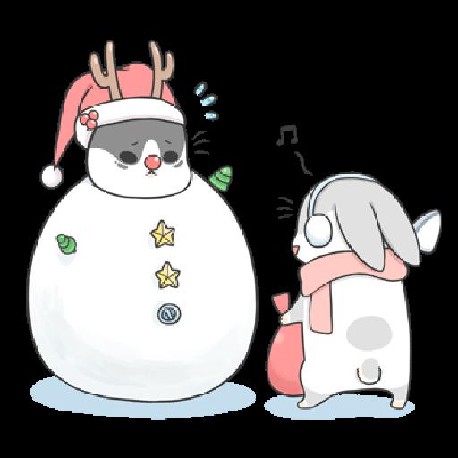 ㄇㄚˊ幾兔18 Festival  - Sticker 28