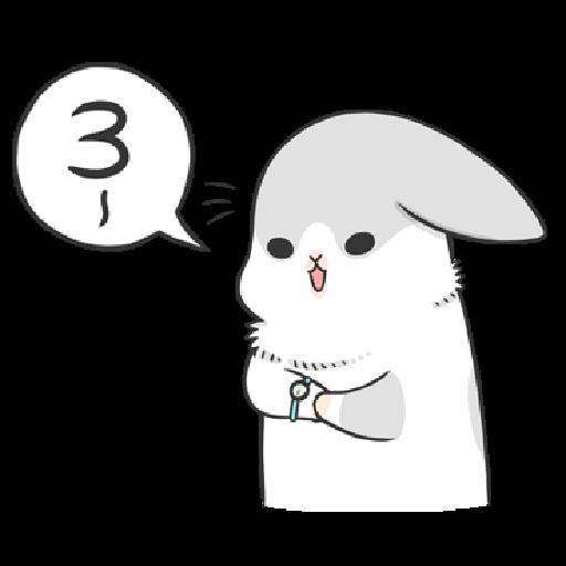 ㄇㄚˊ幾兔18 Festival  - Sticker 24