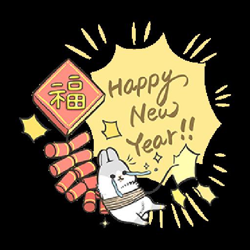 ㄇㄚˊ幾兔18 Festival  - Sticker 23