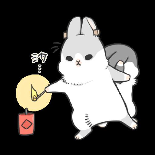 ㄇㄚˊ幾兔18 Festival  - Sticker 12
