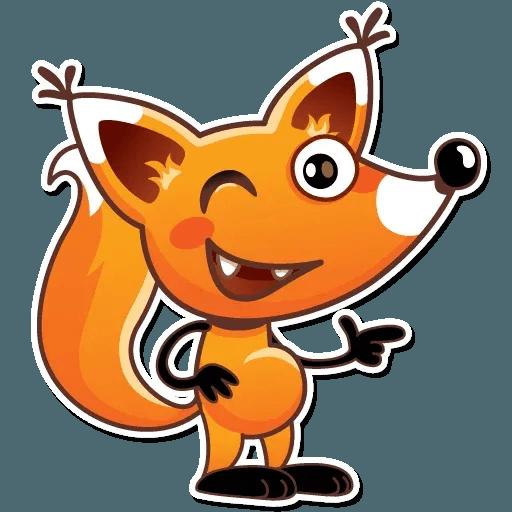 Foxys - Sticker 20
