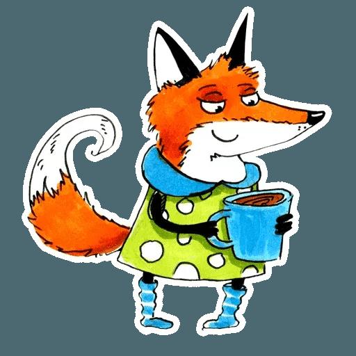 Foxys - Sticker 7