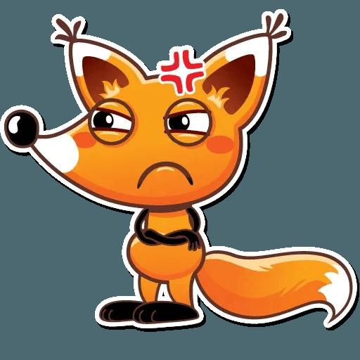 Foxys - Sticker 23