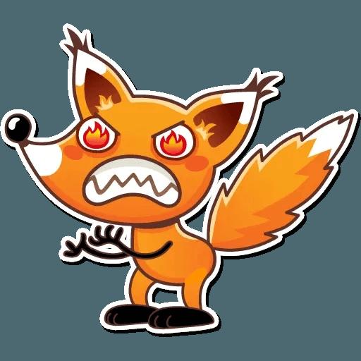 Foxys - Sticker 21