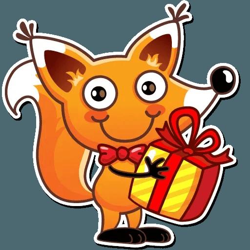 Foxys - Sticker 22