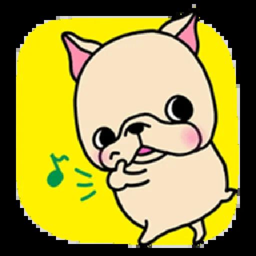 Frenchbull - Sticker 12