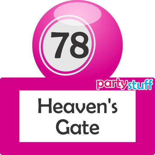 PS Tambola Names 61-90 - Sticker 18