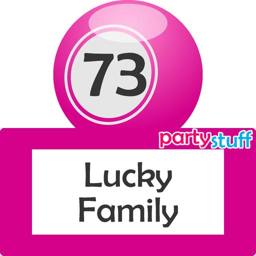 PS Tambola Names 61-90 - Sticker 13
