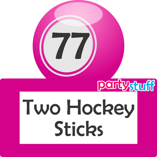 PS Tambola Names 61-90 - Sticker 17
