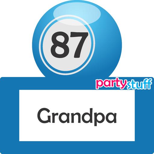 PS Tambola Names 61-90 - Sticker 27