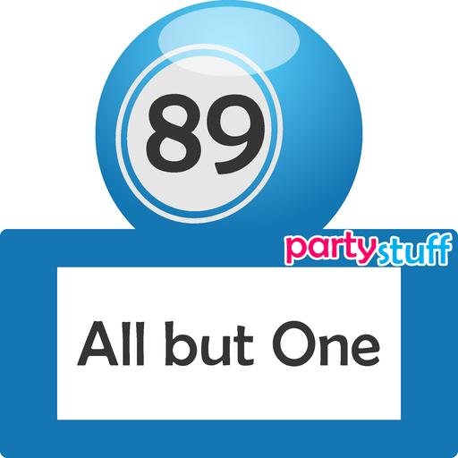PS Tambola Names 61-90 - Sticker 29