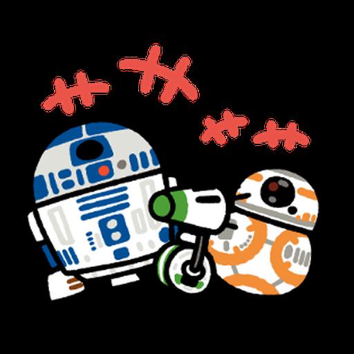 Star Wars QQ2 - Sticker 7