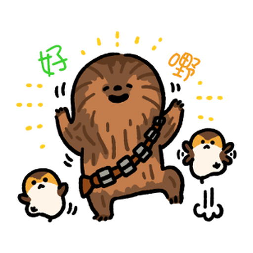 Star Wars QQ2 - Sticker 2