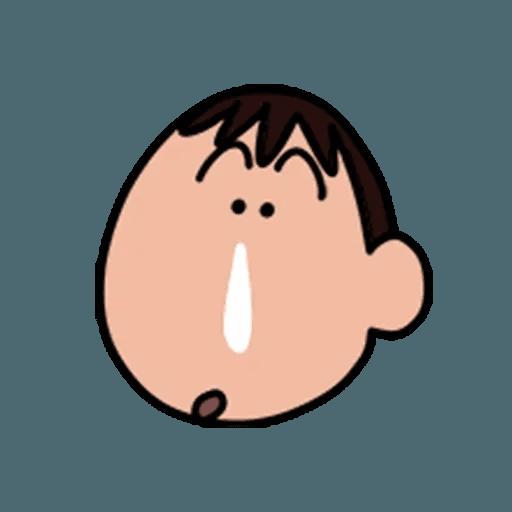 小新 - Sticker 22