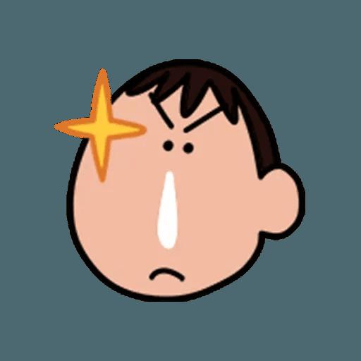 小新 - Sticker 23