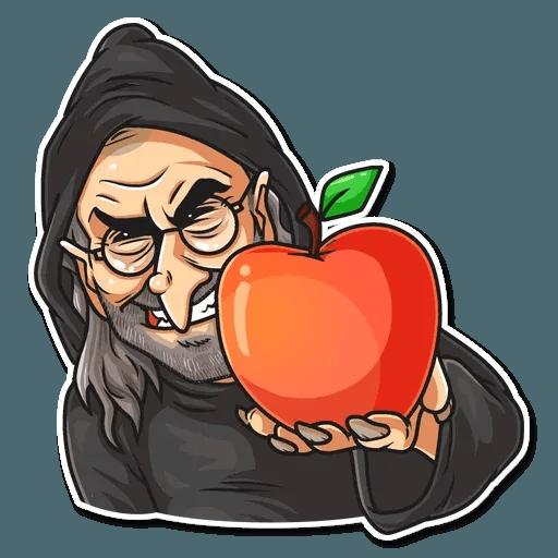 Steve Jobs - Sticker 29