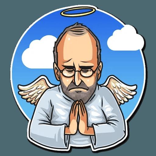 Steve Jobs - Sticker 14