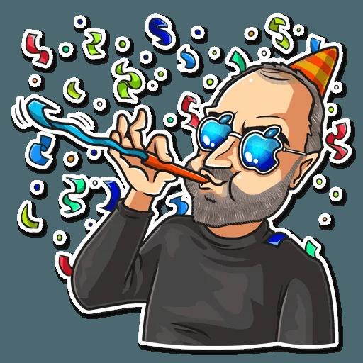 Steve Jobs - Sticker 28