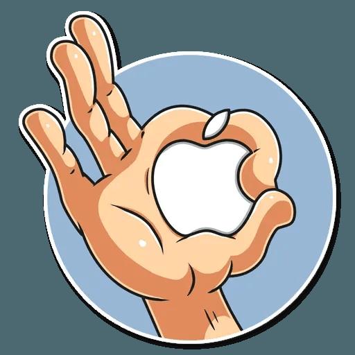 Steve Jobs - Sticker 21