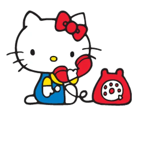 Kitty - Sticker 3