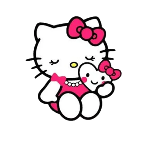 Kitty - Sticker 1
