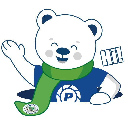 Polar Poby Bear 2 - Sticker 1