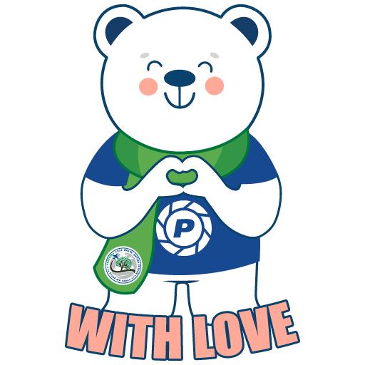 Polar Poby Bear 2 - Sticker 7