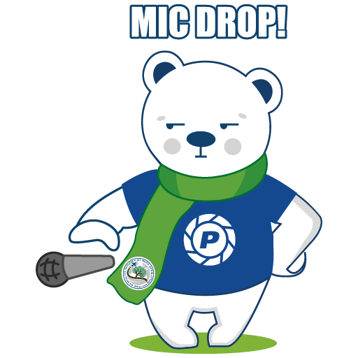 Polar Poby Bear 2 - Sticker 6