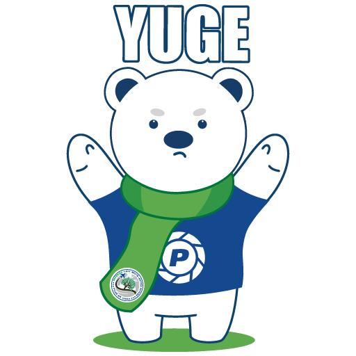 Polar Poby Bear 2 - Sticker 9