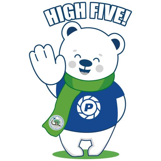 Polar Poby Bear 2 - Sticker 13