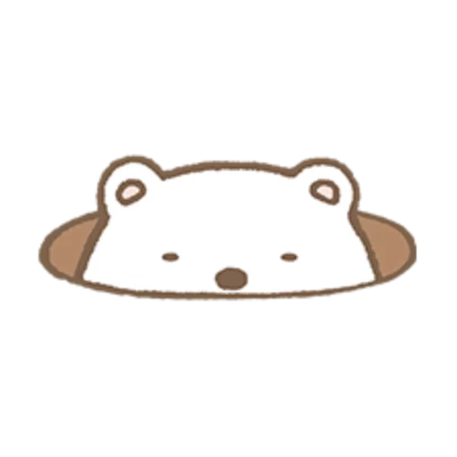 Bear - Sticker 3