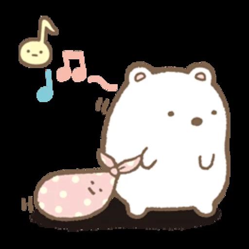 Bear - Sticker 7