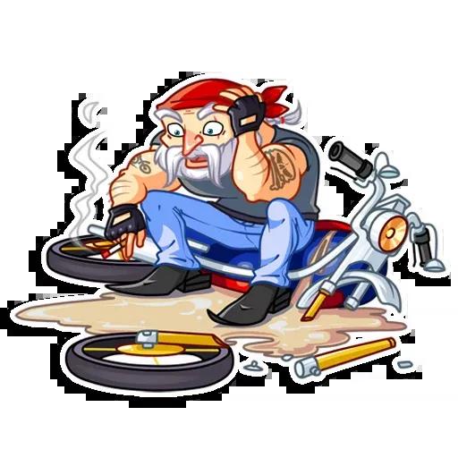 John - Sticker 3