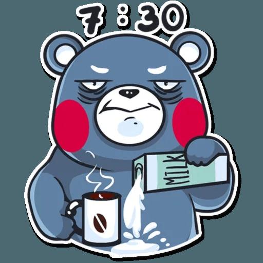 Kumamon - Sticker 28